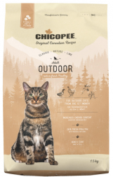 Chicopee CNL Cat Adult Outdoor сухой корм для кошек, бывающих на улице, с птицей