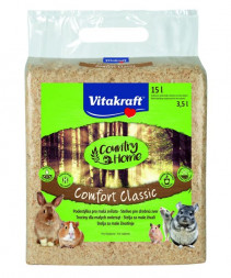Vitakraft Country Home Comfort Classic опилки для грызунов