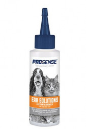 8 in 1 Pro-Sense Ear Cleanser Liquid Dog Гигиенический лосьон для ушей, для собак и кошек