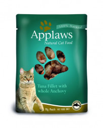 Applaws Cat Tuna & Anchovy pouch Паучи для Кошек с Тунцом и Анчоусами